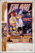 """Movie Posters:Science Fiction, Star Wars (20th Century Fox, R-1992). Fan Club One Sheet (27"""" X40"""") Style D. Science Fiction.. ..."""