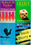 Books:Mystery & Detective Fiction, Robert B. Parker. Group of SIGNED Four Titles. New York: G. P.Putnam's Sons, [various dates].... (Total: 4 Items)