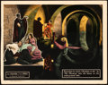 "Movie Posters:Horror, The Phantom of the Opera (Universal, 1925). Lobby Card (11"" X14"").. ..."