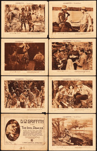 """The Idol Dancer (First National, 1920). Lobby Card Set of 8 (11"""" X 14""""). ... (Total: 8 Items)"""