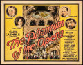 "Movie Posters:Horror, The Phantom of the Opera (Universal, 1925). Title Lobby Card (11"" X14"").. ..."