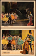 "Movie Posters:Horror, The Phantom of the Opera (Universal, 1925). Lobby Cards (2) (11"" X14"").. ... (Total: 2 Items)"
