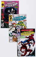 Modern Age (1980-Present):Superhero, The Amazing Spider-Man Group of 26 (Marvel, 1988-92) Condition:Average VF-.... (Total: 26 Comic Books)