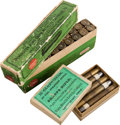 Ammunition, Lot of 2 Antique Ammunition Boxes for Sharps Rifles by UMC.... (Total: 2 Items)