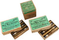 Ammunition, Lot of 3 Boxes of Antique Sharps Rifle Ammuniton by Winchester.... (Total: 3 Items)