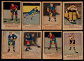 Hockey Cards:Lots, 1951 Parkhurst Hockey Collection (54). ...