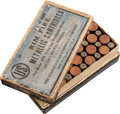 Ammunition, Box of Henry Rifle Ammunition by U.S. Cartridge Company....
