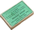 Ammunition, Box of Antique Rifle Ammunition by Sharps....