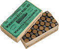 Ammunition, Complete Box of Model 1873 Ammunition by Winchester....
