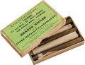 Ammunition, Box of Antique Sharps Rifle Ammunition by UMC....