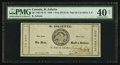 Canadian Currency: , St. Paul de Lavaltrie, LC- B. Joliette Un Ecu $1/2 November 20,1838. ...