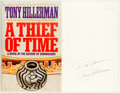 Books:Mystery & Detective Fiction, Tony Hillerman. INSCRIBED. A Thief of Time. New York: Harper & Row, [1988]....