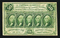 Fractional Currency:First Issue, Fr. 1313 50¢ First Issue Fine.. ...