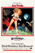 """Movie Posters:Science Fiction, Barbarella (Paramount, 1968). One Sheet (27"""" X 41"""") Style A.. ..."""