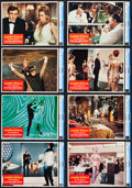 "Movie Posters:James Bond, Casino Royale (Columbia, 1967). CGC Graded Lobby Card Set of 8 (11""X 14"").. .. ... (Total: 8 Items)"