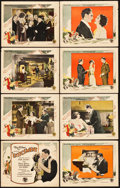 """Movie Posters:Drama, Enticement (First National, 1925). Lobby Card (11"""" X 14"""").. ...(Total: 8 Items)"""