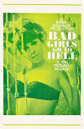 "Movie Posters:Sexploitation, Bad Girls Go to Hell (Juri Productions, 1965). One Sheet (27"" X41"").. ..."