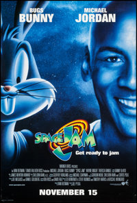"""Space Jam (Warner Brothers, 1996). One Sheets (10) (27"""" X 40"""") DS Advance & Regular. Comedy. ... (Tota..."""