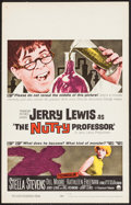 """Movie Posters:Comedy, The Nutty Professor & Others Lot (Paramount, 1963). Window Cards (3) (14"""" X 22""""). Comedy.. ... (Total: 3 Items)"""