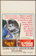 "Movie Posters:Drama, A Rage to Live & Others Lot (United Artists, 1965). WindowCards (3) (14"" X 22""). Drama.. ... (Total: 3 Items)"