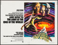 "Movie Posters:Adventure, The Light at the Edge of the World (National General, 1971). HalfSheet (22"" X 28""). Adventure.. ..."