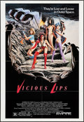 """Movie Posters:Science Fiction, Vicious Lips & Other Lot (Empire Pictures, 1986). One Sheets (80) (26.75"""" X 40.75"""", & 28"""" X 41""""). Science Fiction.. ... (Total: 80 Items)"""