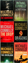 Books:Mystery & Detective Fiction, Michael Connelly. Group of Six SIGNED Books. Various publishers anddates.... (Total: 6 Items)
