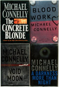 Books:Mystery & Detective Fiction, Michael Connolly. Group of Four SIGNED Books. Boston: Little, Brownand Company, [various dates].... (Total: 4 Items)