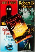 Books:Mystery & Detective Fiction, Robert Parker. Group of Five Titles. New York: G. P. Putnam's Sons,[various dates].... (Total: 5 Items)