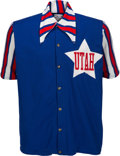 Basketball Collectibles:Uniforms, Circa 1971 Utah Stars Game Worn Warmup Jacket. ...