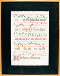 Books:Prints & Leaves, Large 16th Century Antiphonal Leaf. [N.p., circa 1550]....