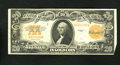Large Size:Gold Certificates, Fr. 1187 $20 1922 Mule Gold Certificate Fine+. One folded over corner is noticed on this nice mid-grade $20....