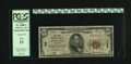 National Bank Notes:Kentucky, Louisville, KY - $5 1929 Ty. 1 The First NB Ch. # 109. Cashier H.L.Rose has a small signature. PCGS Fine 12....