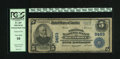 National Bank Notes:Maryland, Baltimore, MD - $5 1902 Plain Back Fr. 607 The National Marine BankCh. # 2453. The signatures have faded from this $5. ...