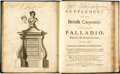 Books:Art & Architecture, [Carpentry, Architecture]. Francis Price. The British Carpenter: or, a Treatise on Carpentry., Containing the Most Conci...