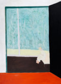 Fine Art - Painting, American:Contemporary   (1950 to present)  , MILTON AVERY (American, 1885-1965). From the Studio, 1954.Oil on canvas. 58 x 42 inches (147.3 x 106.7 cm). Signed and ...