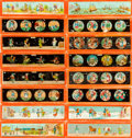 Photography, Collection of Nineteenth-Century Magic Lantern Slides. [N.p., n.d., circa 1840]. ...