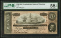 Confederate Notes:1864 Issues, T67 $20 1864 PF-10 Cr. 510.. ...