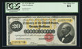 Large Size:Gold Certificates, Fr. 1178 $20 1882 Gold Certificate PCGS Very Choice New 64.. ...