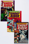 Silver Age (1956-1969):Western, The Ghost Rider #1-7 Complete Series Group (Marvel, 1967).... (Total: 7 Comic Books)