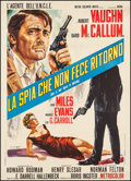 "Movie Posters:Action, One of Our Spies Is Missing (MGM, 1966). Italian 2 - Foglio (39.5""X 54.75""). Action.. ..."