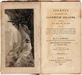 Books:Travels & Voyages, C. S. Stewart. Journal of a Residence in the Sandwich Islands During the Years 1823, 1824, and 1825... London: H...
