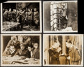 """Movie Posters:War, Hell's Angels (United Artists, 1930). Photos (3) (8"""" X 10.25"""") andTrimmed Photo (8"""" X 8.5""""). War.. ... (Total: 4 Items)"""