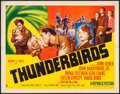 "Movie Posters:War, Thunderbirds & Other Lot (Republic, 1952). Half Sheets (2) (22""X 28"") Style B. War.. ... (Total: 2 Items)"