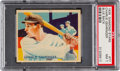 Baseball Cards:Singles (1930-1939), 1934-36 Diamond Stars Charlie Gehringer, 1935 Blue #77 PSA NM 7....