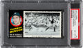 Baseball Cards:Singles (1970-Now), 1971 Topps Greatest Moments Thurman Munson #1 PSA EX-MT 6....