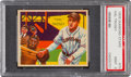 Baseball Cards:Singles (1930-1939), 1934-36 Diamond Stars Hal Trosky #70 PSA Mint 9 - Pop Three, NoneHigher!...
