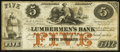 Obsoletes By State:Iowa, Dubuque, IA-Lumbermen's Bank of E. L. Fuller & Co. $5 Sep. 1,1857 Oakes 55-4a. ...