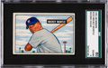 Baseball Cards:Singles (1950-1959), 1951 Bowman Mickey Mantle #253 SGC 80 EX/NM 6....