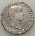 Mexico, Mexico: Augustin Iturbide 8 Reales 1823 Mo-JM Fine - HarshlyCleaned,...